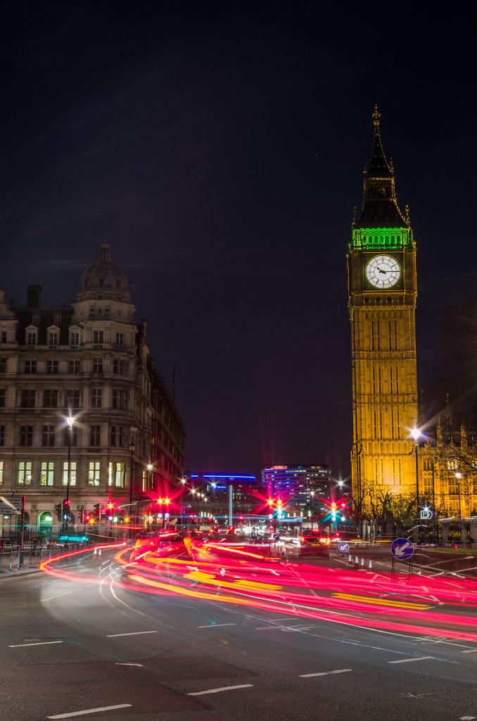 Parliament Square, 10pm