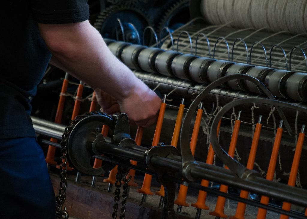 Victorian Weaving in 2016