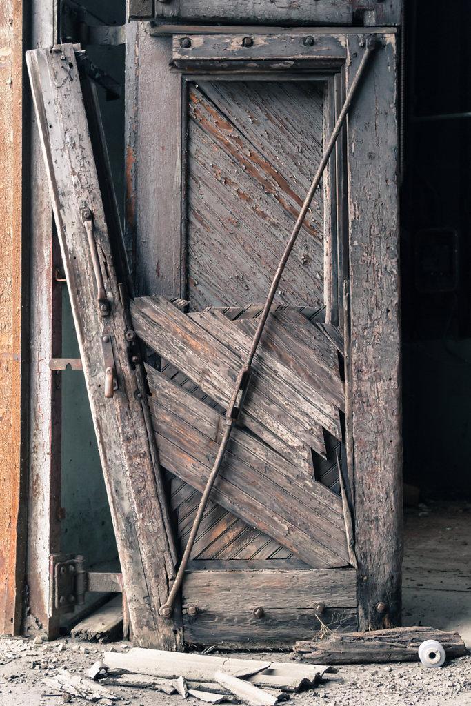 Door to the Past