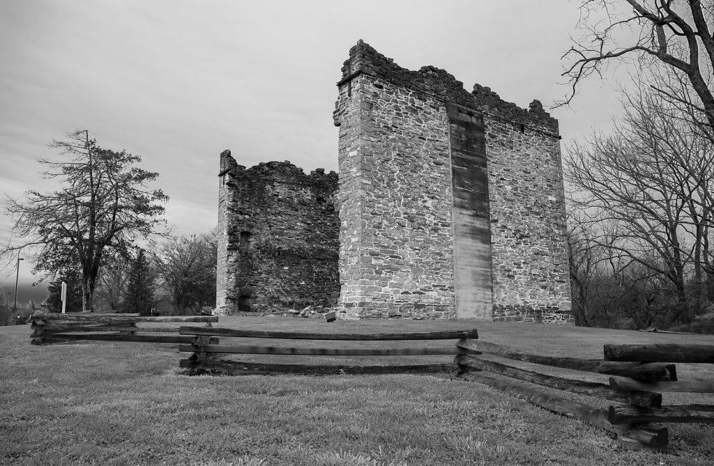 Liberty Hall Ruins