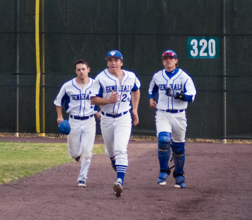 Ben Decembrino, Matt Jones, and Ben Capouya