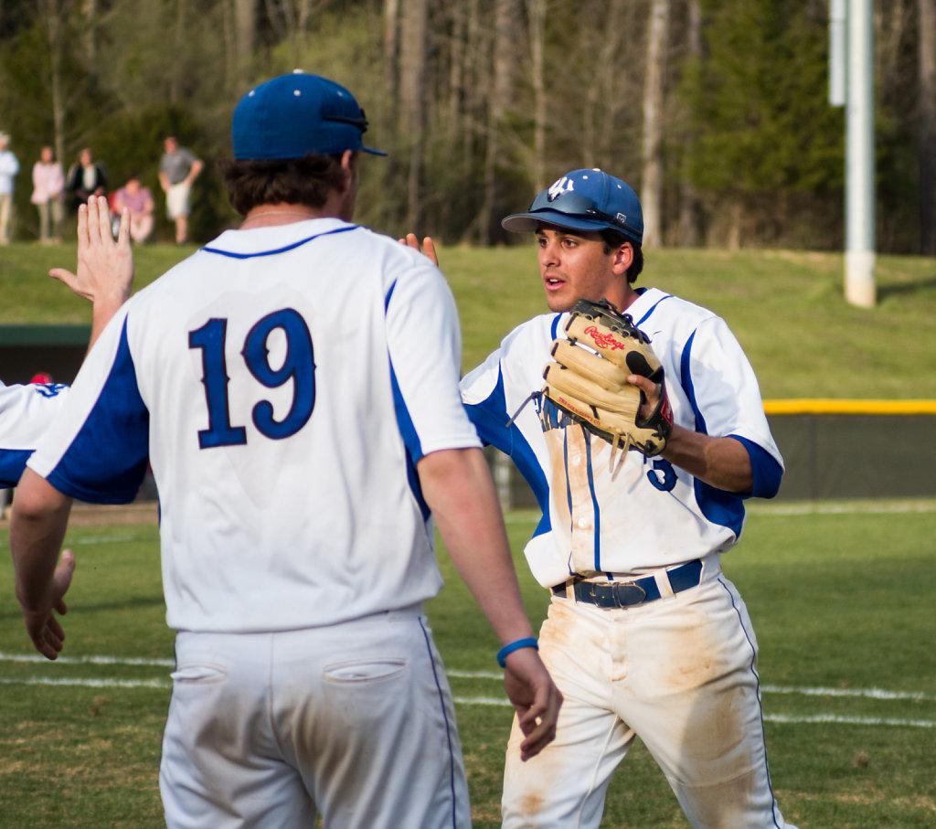 Zach Loewenberg and Austin Crane