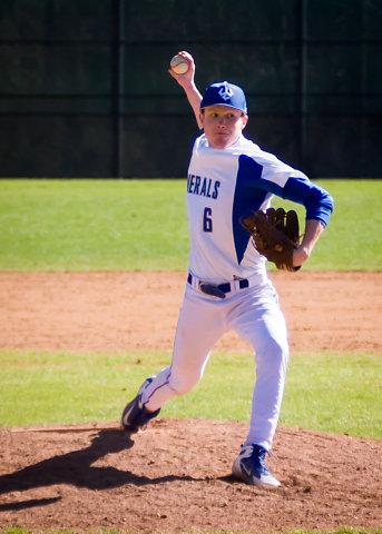 Lee University Baseball >> Washington And Lee Baseball 2018 Mitch Keller Photography