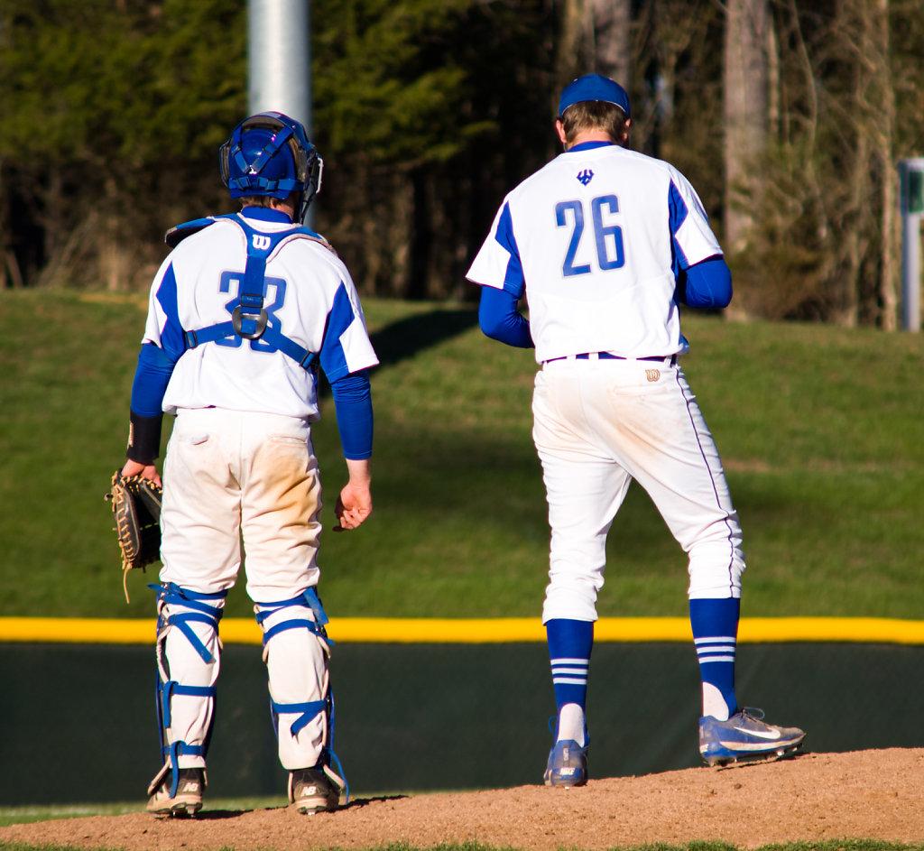 Bryce Burnett and Tyler Murphy